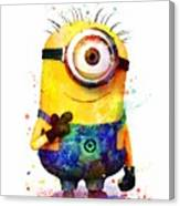 Minion 4 Canvas Print