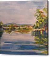 Minisceongo Creek Canvas Print