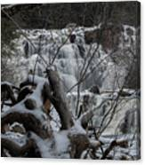 Mink Falls - The Hideaway Canvas Print