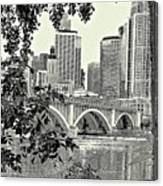 Minneapolis Vision Canvas Print