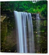 Minneopa Falls Canvas Print