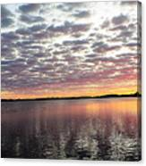 Minnesota Sunrise Canvas Print