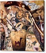 Minotauros Canvas Print