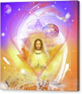 Miracle Blessing Canvas Print