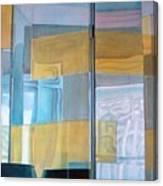 Miroir Canvas Print