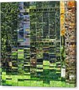 Mirrored Landscape Canvas Print