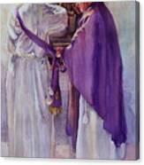 Mirroring Faith Canvas Print