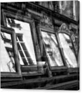 Mirrors Canvas Print