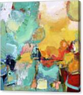 Mishmash Canvas Print