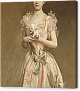 Miss Grace Woodhouse Canvas Print