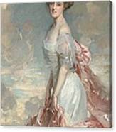Miss Mathilde Townsend Canvas Print