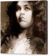 Miss Maude Fealy Canvas Print