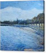 Missassauga Ontario Canada 2000  Canvas Print