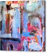 Misshapes Canvas Print