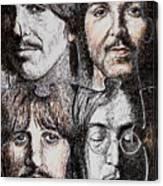 Missing Pieces Canvas Print