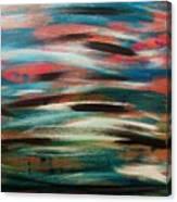 Missing Strokes Canvas Print