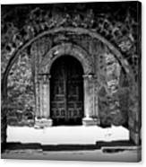 Mission Archway II Canvas Print