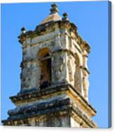 Mission Bell Tower Canvas Print