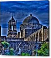 Mission San Jose San Antonio Canvas Print