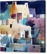 Mission Motif Canvas Print