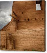 Mission Ruins Canvas Print