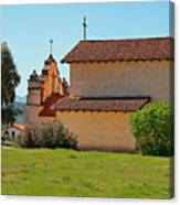 Mission San Antonio De Padua, Jolon, California Canvas Print