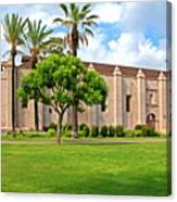 Mission San Gabriel Arcangel, San Gabriel, California Canvas Print