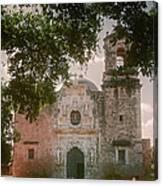 Mission San Jose In San Antonio Canvas Print