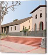 Mission San Luis Obispo Canvas Print