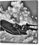 Mission-strategic Airlift Canvas Print