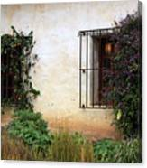Mission Windows Canvas Print
