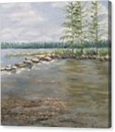 Mississippi Headwaters 2  Canvas Print