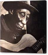 Mississippi John Hurt Canvas Print