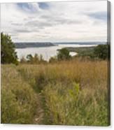Mississippi River Lake Pepin 9 Canvas Print