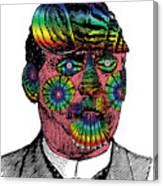 Mister Mollusk Canvas Print