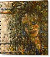 Mistress Canvas Print
