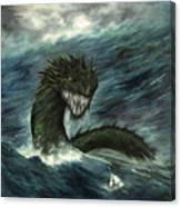 Mistress Of The Sea Canvas Print