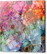 Misty Awakening Canvas Print