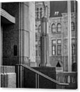 Mixed Architecture Canvas Print