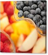 Mixed Fruit 6904 Canvas Print