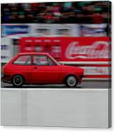 Mk1 On Track Canvas Print