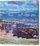 Arches National Park,moab, Utah Canvas Print