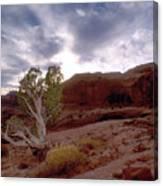 Moab Dreams Canvas Print