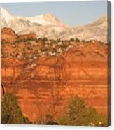 Moab Utah Canvas Print