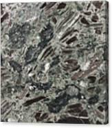 Mobkai Granite Canvas Print