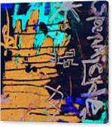 Moca 2 Canvas Print