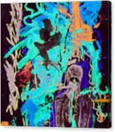 Moca 3 Canvas Print