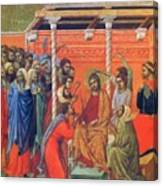 Mockery Of Christ 1311 Canvas Print
