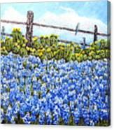 Mockingbird Heaven Canvas Print