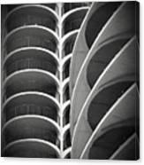 Modern Architecture Chicago Canvas Print
